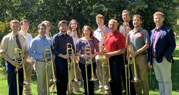 Trombone Studio 2019