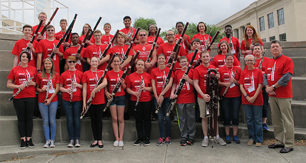 Double Reed Camp 2017